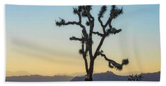 Joshua Tree Beach Towel