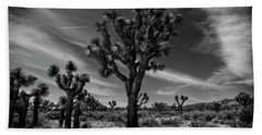 Joshua Trees Series 9190678 Beach Sheet