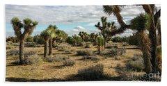 Joshua Tree's Beach Towel
