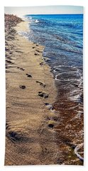 Beach Towel featuring the photograph Journey by Kendall McKernon
