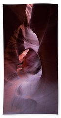 Journey Thru The Shadows Beach Towel by Jon Glaser