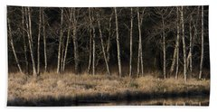 Julia Butler Hansen Refuge For The Columbian White-tailed Deer Beach Towel
