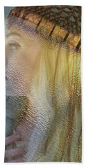 Juliet - What I Did For Love Beach Towel