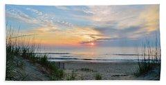 June 2, 2017 Sunrise Beach Towel
