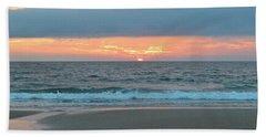 June 20 Nags Head Sunrise Beach Sheet
