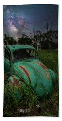 Beach Towel featuring the photograph June Bug by Aaron J Groen