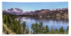 June Lake Beach Towel