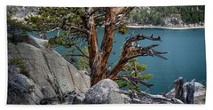 June Lake Juniper Beach Towel