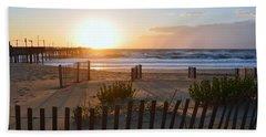 June Sunrise S. Nags Head Beach Sheet