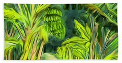 Jungle Path Beach Towel