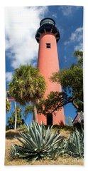 Jupiter Lighthouse II Beach Sheet