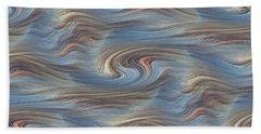 Jupiter Wind Beach Towel