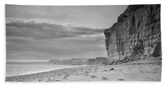 Jurassic Coast Beach Towel