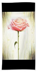Just Another Common Beauty Beach Towel
