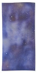 Just Another Face In The Clouds Beach Towel