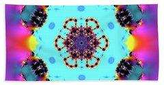 Jyoti Ahau 190 Beach Towel by Robert Thalmeier