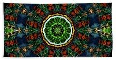 Beach Towel featuring the digital art Ka061516 by David Lane