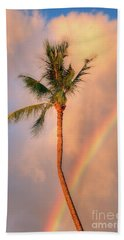 Kahekili Beach Park Rainbow Palm Beach Sheet