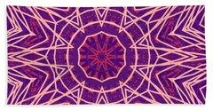 Kaleidoscope 147 Beach Towel