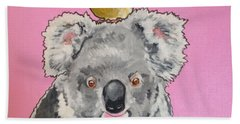 Kalman The Koala Beach Towel