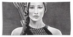 Katniss Beach Towel