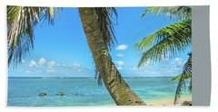 Kauai Tropical Beach Beach Towel