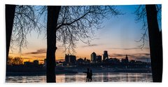 Kaw Point Park Beach Towel