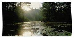 Kayaking Beach Sheet