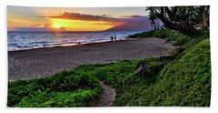 Keawakapu Beach Beach Towel