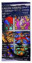 Keith Haring  Beach Towel