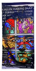 Keith Haring  Beach Towel