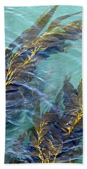 Kelp Patterns Beach Towel