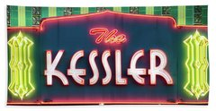 Kessler Theater 042817 Beach Towel