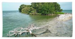 Key Largo Out Island Beach Sheet