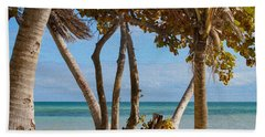 Key West Afternoon Beach Towel