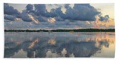Beach Towel featuring the photograph Key West Sunrise 7 by Bob Slitzan