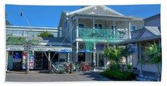 Key West Tackle Beach Towel
