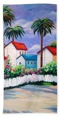 Key Westish Beach Towel
