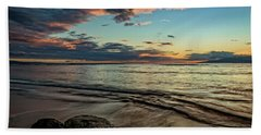 Kihei, Maui Sunset Beach Towel