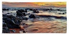 Kihei Sunset Beach Towel