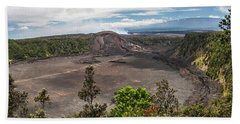Kilauea Iki Crater Beach Towel