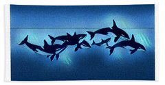 Killer Pod Beach Towel