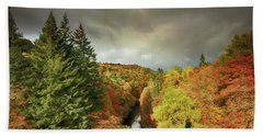 Killiecrankie Autumn Beach Sheet