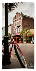 King Street Charleston Sc  -7436 Beach Towel