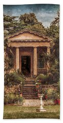Kew Gardens, England - King William's Temple Beach Towel