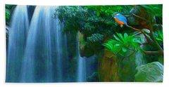 Kingfisher Falls Beach Sheet