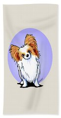 Kiniart Papillon Beach Towel