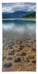 Kintla Lake Beach Sheet