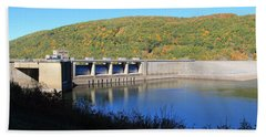 Kinzua Dam Beach Towel