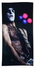 Kiss Paul Beach Towel